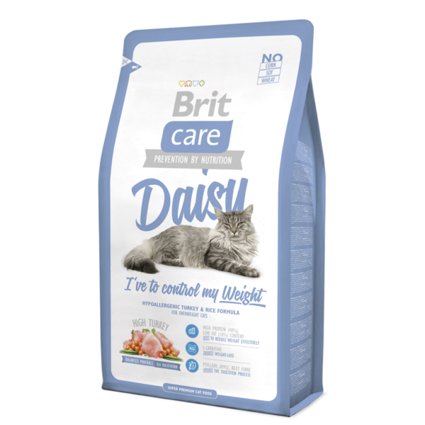 BRIT CARE DAISY CONTROL MY WEIGHT 2kg