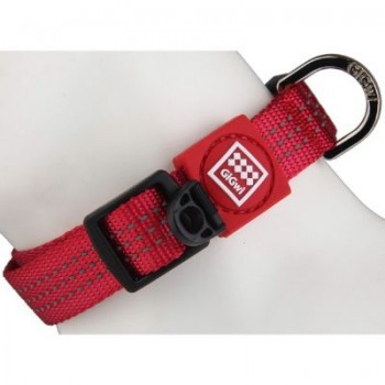 GIGWI COLLAR CLASSIC LINE RED LARGE