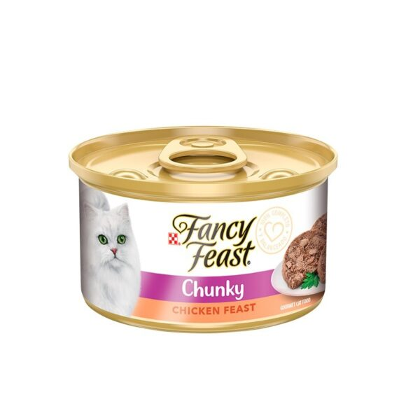 Fancy Feast Terrine POLLO LATA 85G