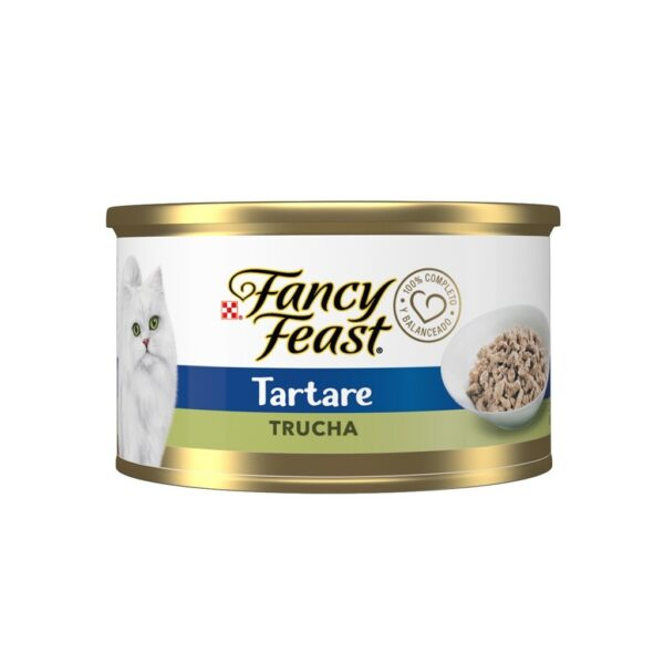 Fancy Feast Terrine TRUCHA LATA 85G