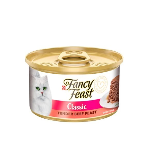 Fancy Feast Terrine VACUNO LATA 85G