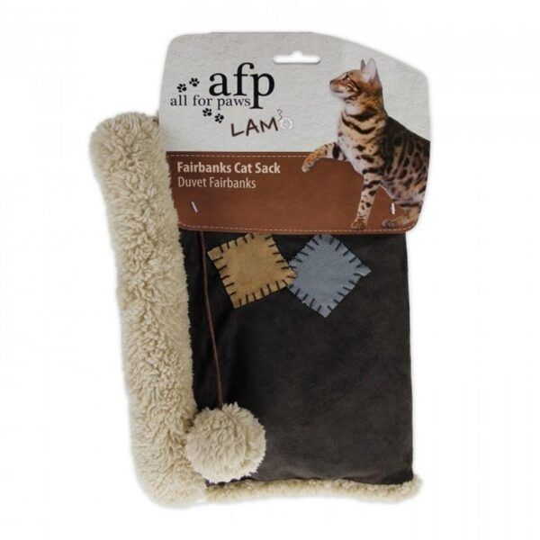 AFP LAMB FAIRBANKS CAT SACK