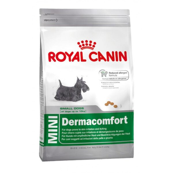 ROYAL CANIN MINI DERMACOMFORT 2,5kg