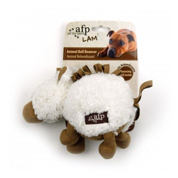 AFP PELUCHE OVEJA BALL BLANCO