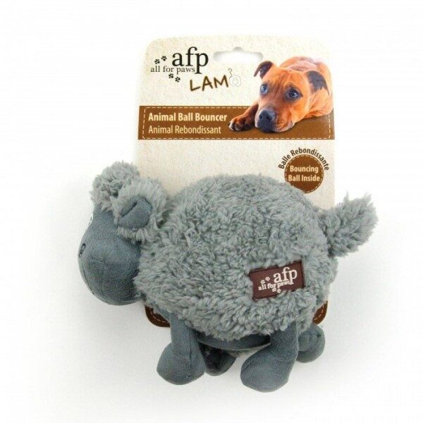 AFP PELUCHE OVEJA BALL MARRON