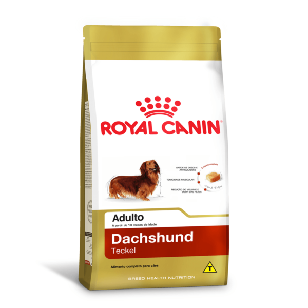 ROYAL CANIN DACHSHUND TECKEL ADULTO 2,5kg