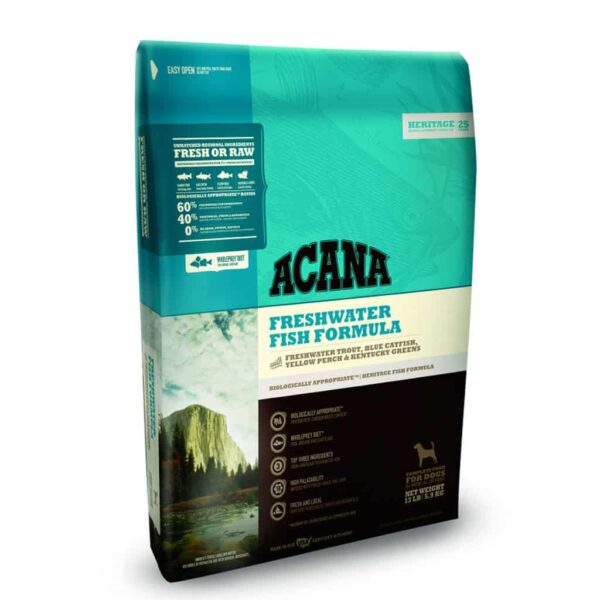 ACANA FRESHWATER FISH DOG 11,35kg