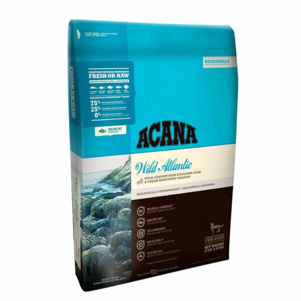 ACANA WILD ATLANTIC CAT 5,45kg